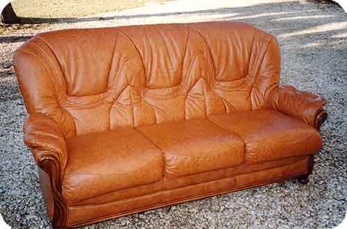 Recouvrir fauteuil cuir la35 jornalagora for Housse pour canape en cuir